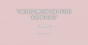 Short Quotes About Cancer