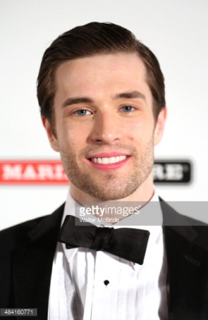 News Photo : Paul McGill attends the 'Bullets Over Broadway'...