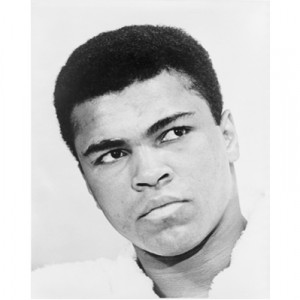 Mohamed Ali Clay né Cassius Marcellus Clay : The King