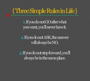 facts, helpful, quote, rules of life, sayings
