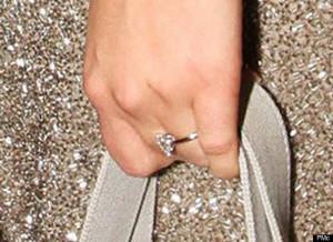 Lauren Bush's Engagement Ring (PHOTOS)