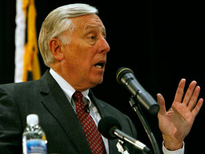 Alex Hoyer House Majority Leader Steny Hoyer 39 s town hall meeting in