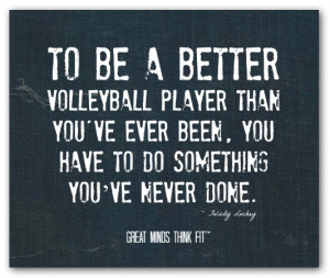 Volleyball Quote #008
