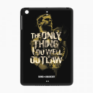 Sons Of Anarchy Quotes Apple Ipad Mini 1 or 2 Case Cover