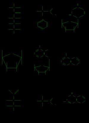 Lesson 6: Pattern Matching: Organic Molecules