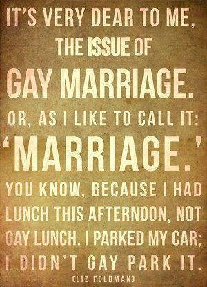 Respect for Marriage Act, por favor!