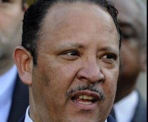 President of the National Urban League Marc Morial speaks about ...