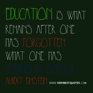 Funny quotes, funny quotes about education, Albert Eintein Quotes ...