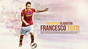 Francesco Totti Wallpaper Image Picture