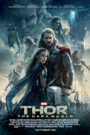 Thor: The Dark World': Now With Added God of Mischief
