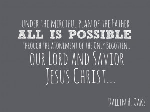 Plan of Salvation Quotes / Handouts