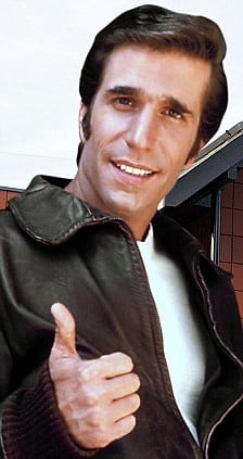 Motorbike used by The Fonz in Happy Days to be sold at auction for £150,000
