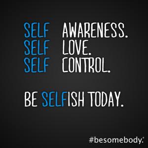 Selfish Selfish