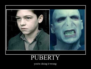 Puberty, You're Doing It Wrong (22 Photos)