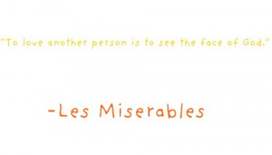 Tagged: les mis musicals broadway daily broadway quotes