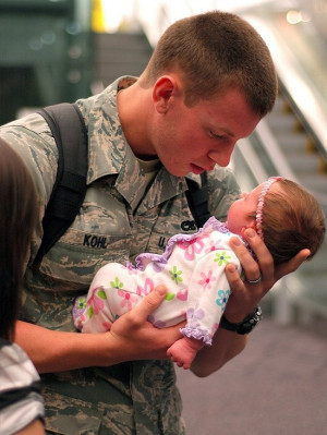 ... Day To All Our American Homies – Nothing Beats Soldiers Coming Home