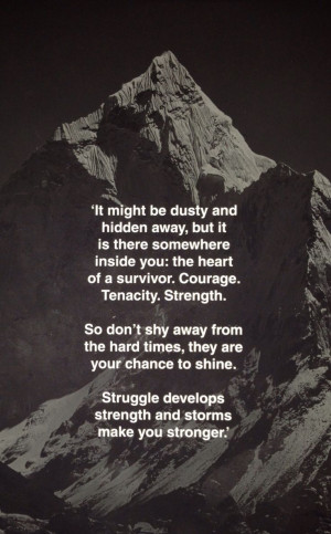 ... Quotes Inspiration, Struggling Deliver, Common Sen, Bear Grylls Quotes