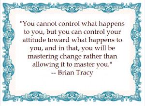 Motivational Quotes: Control