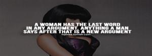 Hqlines Nicki Minaj Sayings Quotes Life Facebook Covers