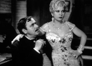 MAE WEST starred in