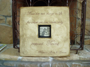 Picture Frames With Quotes And Picture: Memory Frame With Custom Quote ...