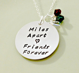 Boy And Girl Best Friends Forever Quotes Miles apart friends forever