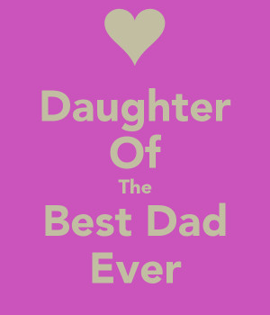 Free Quotes for Father´s Day: Best Dad Ever!!!