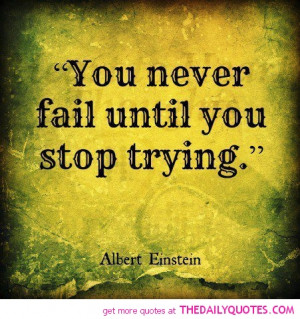 Famous Quotes and Sayings to push you forward - albert-einstein-You ...