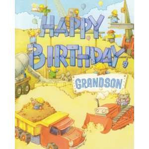Birthday Card Verses Grandson