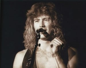Dave Mustaine!