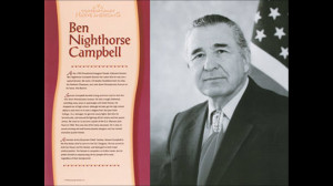 Ben Nighthorse Campbell