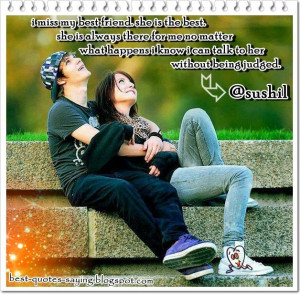 Boy And Girl Bff Quotes