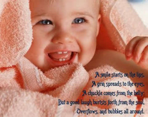 Baby's smile - sweety-babies Photo