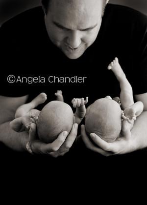 Twin baby boys! | SF East Bay/Peninsula Newborn Photographer