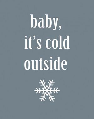 Winter Mantle + Free Printable