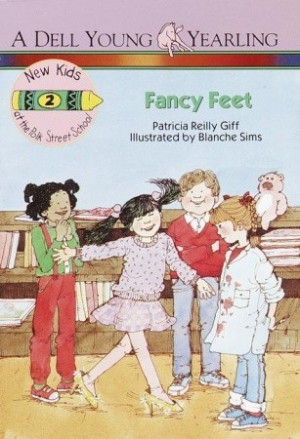 "Start by marking ""Fancy Feet"" as Want to Read:"