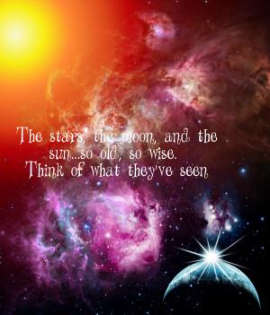sun moon stars by Zoreena16