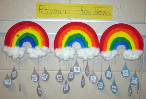 The Rainbow Fish is a coordinating unit.