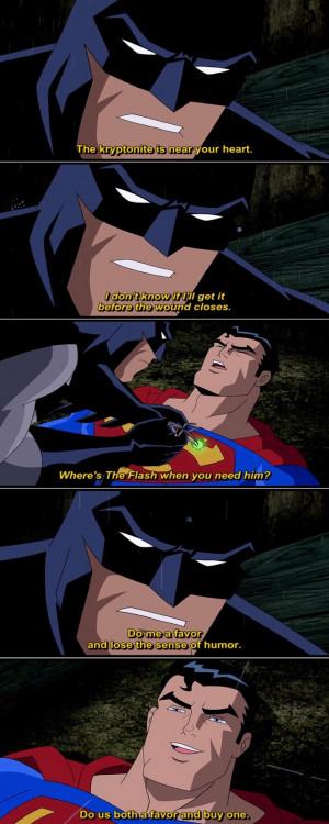 Superman/Batman Public Enemies Quote-1