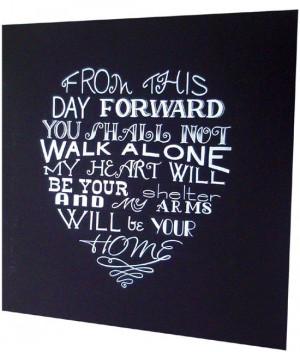 wedding chalkboard love poem blackboard