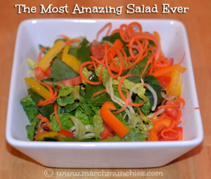 The Most Amazing Salad Ever