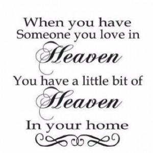 Miss my grandma.....