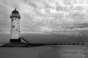 Quote - Lighthouse