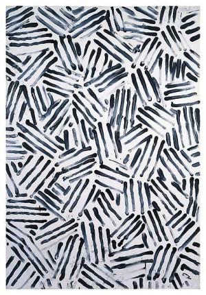 Jasper Johns - Untitled, 1978. Art Experience NYC www.artexperiencenyc ...