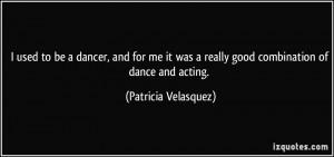 Patricia Velasquez Quote