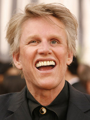 Gary Busey Losing Control...