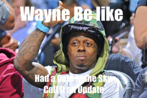 Related Pictures be like lil wayne