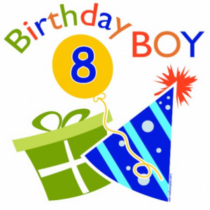 baby boy 8th birthday boy flags 8th we love you sweet boy happy 8th ...