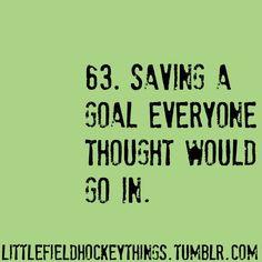 goalkeeper skills more field hockey goalie little field hockey things ...
