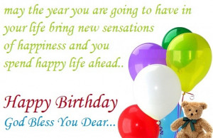 Birthday is one of the most important and special occasion for ...